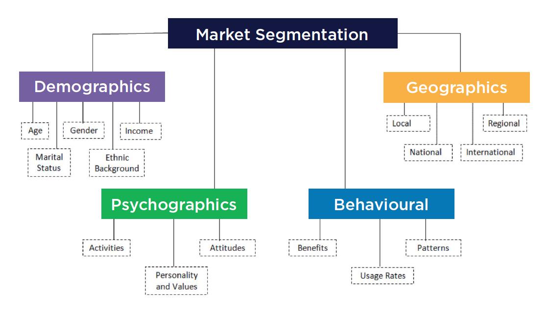 demographics diagram
